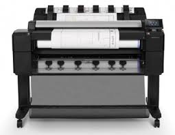 HP DesignJet T2530 36-in PS Large Format Inkjet Printer