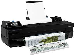 HP DesignJet T120 24inch Large Format Printer