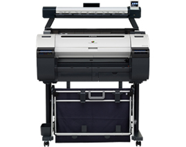 Canon IPF670MFP-L24 24inch Large Format Inkjet Printer