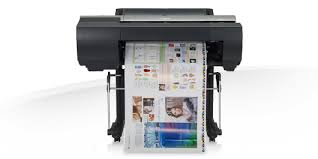 Canon IPF6450 24inch Large Format Inkjet Printer