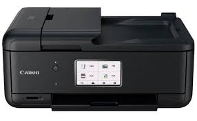 Canon Pixma TR8560 A4 Colour Multifunction Inkjet Printer